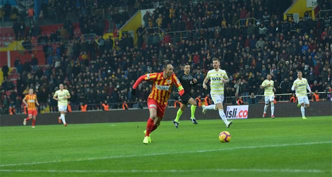 14 2cb32ff3 34f1 4989 9882 351638fc09ef - Kayserispor ile Fenerbahçe 47. kez karşı karşıya gelecek