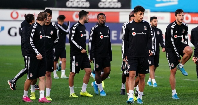 14 b15071e2 fa19 418c b724 54e87d7b0e3f - Beşiktaş, Braga hazırlıklarını tamamladı