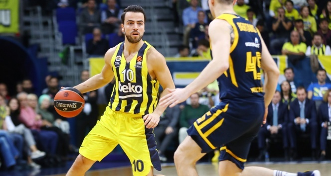 14 0271eed6 741f 48c0 87cb eadbe82d37df - THY Euroleague: Fenerbahçe Beko: 89 - Khimki Moskova: 76