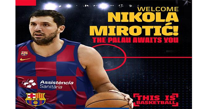 14 2ce9dbdb 213c 4419 a84b 67941820b03d - Nikola Mirotic resmen Barcelona'da