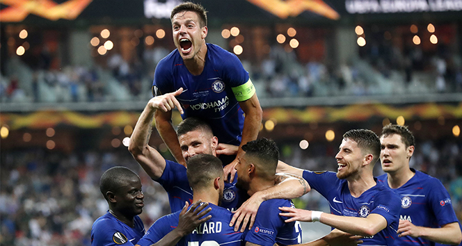 14 31553799 37c9 47e8 a87b 57232bb3ee37 - UEFA Avrupa Ligi kupası Chelsea nin
