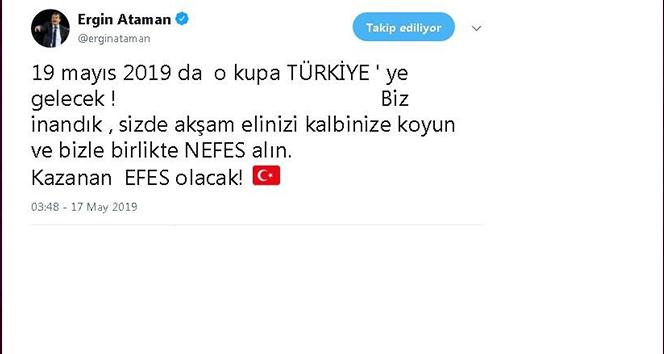 14 48f1798d b550 49a0 b9d9 f7700daa80b6 - Ergin Ataman:  O kupa Türkiye ye gelecek