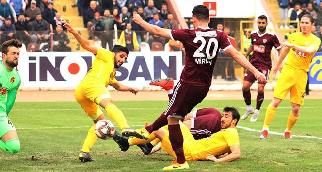 14 d1c63aff b5d8 4b5d 8e7f 76bd4fb1c36a - Eskişehirspor 22 maç sonra kalesini gole kapattı