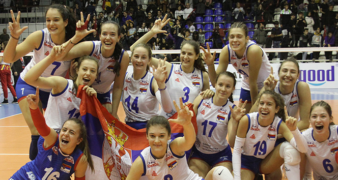14 e1d6cb58 168a 479b 8f4d b63ea9cceb04 - Milliler, 17 Yaş Altı Kızlar Avrupa Şampiyonası'nı gümüş madalya ile tamamladı