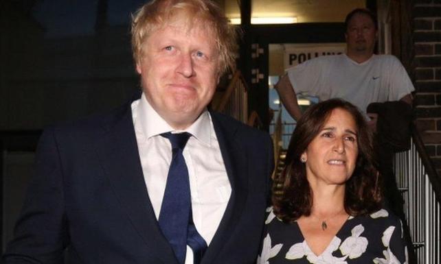 Boris Johnson ve 25 yıllık eşi boşanıyor
