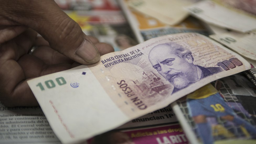 Arjantin pesosu