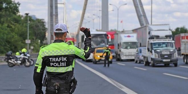 İstanbul polisi, bayram trafiğine hazır