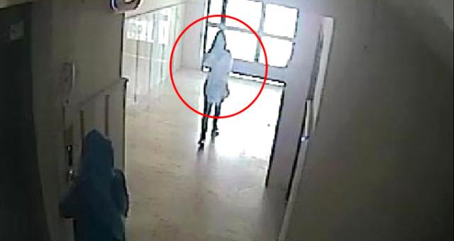 3 Aylık Hamile Hırsız, Evini Soyduğu Kişinden Apartman Girişinde de Para Aldı
