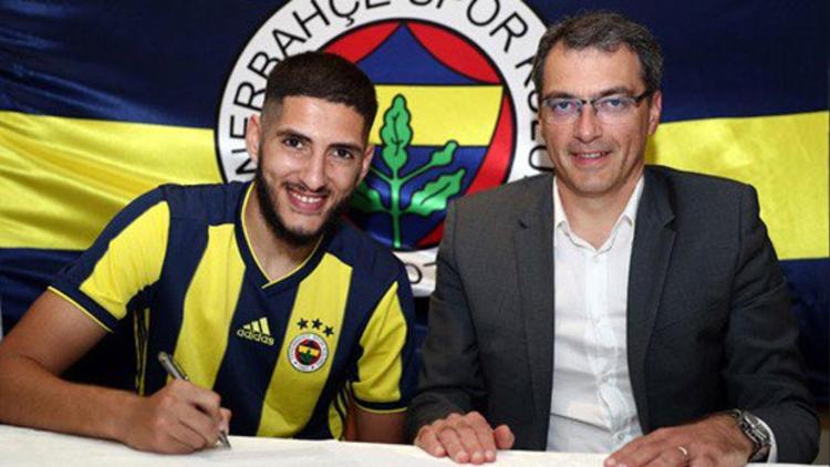 """Yassine Benzia: """"Fenerbahçe'ye imza atmak bir hayalin gerçekleşmesidir"""""""
