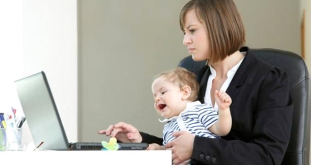 Aile Çalışma ve Sosyal Hizmetler Bakanlığı Çalışmak İsteyen Annelere 'İş'te Anne' Projesiyle Destek Verecek