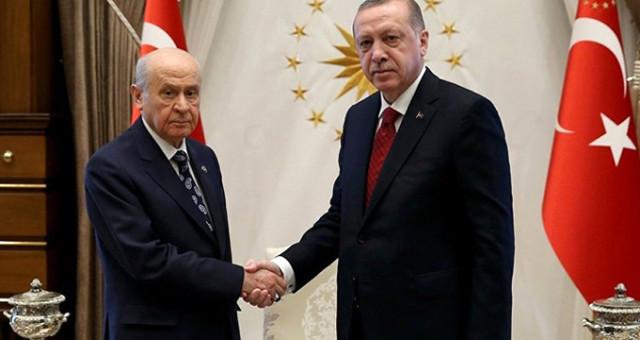 AK Parti ve MHP Arasındaki İttifak Görüşmesi Bugün Start Alıyor