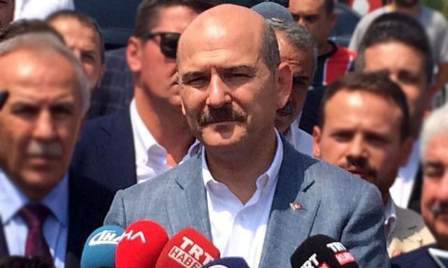 Bakan Soylu, ülkesine dönen Suriyeli sayısını açıkladı