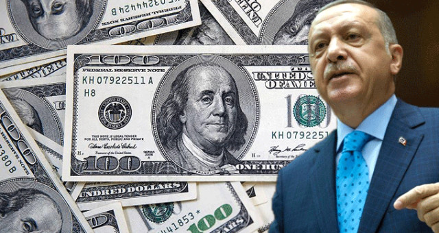 Başkan Erdoğan'ın Açıklamalarından Sonra Dolar, Yüzde 1,8'lik Düşüşle 6,27'yi Gördü