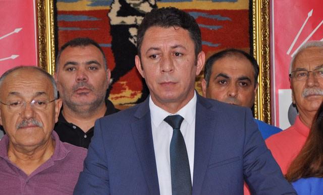 CHP Afyonkarahisar il yönetimi istifa etti