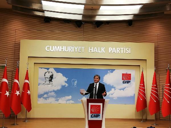 CHP'li Erdoğdu'dan Yolsuzluk İddiası