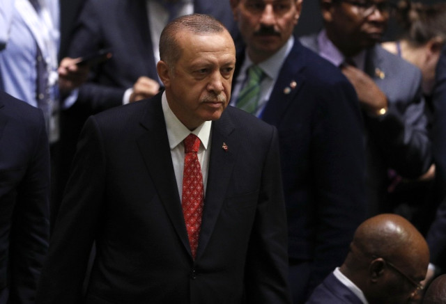 Cumhurbaşkanı Erdoğan: 'Hedefimiz Suriye Topraklarının Tamamını Teröristlerden Temizlemek'