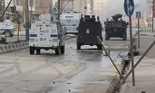 Diyarbakır'daki sokağa çıkma yasağı genişletildi