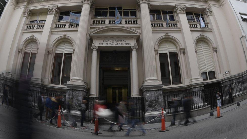 Arjantin Merkez Bankası