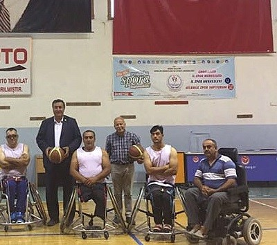 Engelli sporcuları umutlandıran kanun teklifi