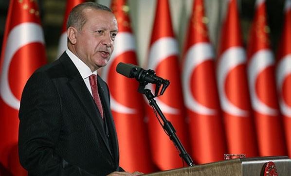 Erdoğan'a hakaret iddiası ile 2 tutuklama