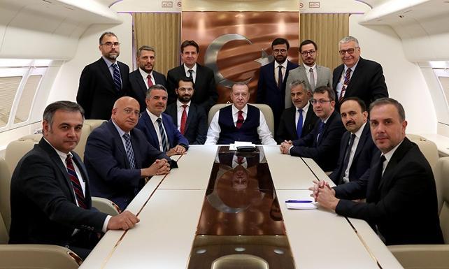 Erdoğan: Kimyasal kör bahane