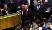 Başkan Erdoğan, Trump'ın Konuşma Yaptığı Sırada BM Salonundan Ayrıldı Mı?