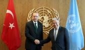 Başkan Erdoğan, ABD'de BM Genel Sekreteri Guterres ile Bir Araya Geldi