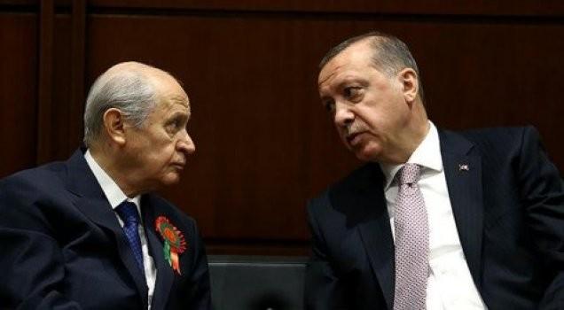 'İttifakı isteyen Erdoğan, Bahçeli değil'