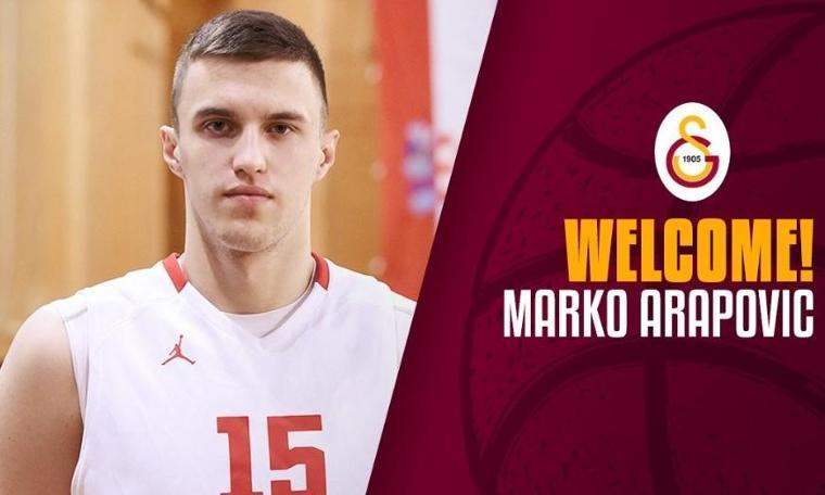 Marko Arapovic Galatasaray'da