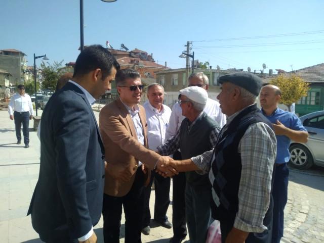 Milletvekili Özkan'dan Yoğun Tempo