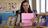 Öğretmeninden Sedanur'a Duygu Dolu Mektup: Benim İçin Ayrı Bir Yeri vardı