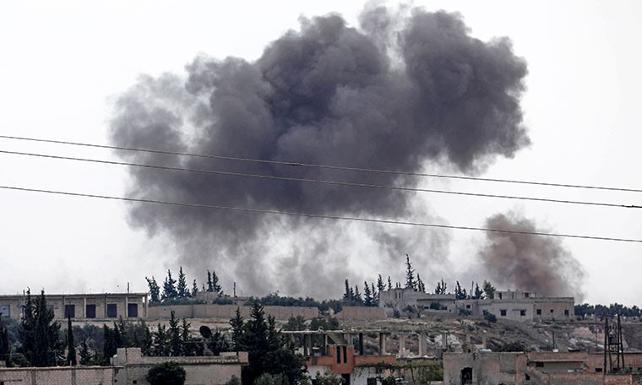Suriye Ordusu İdlib'i vurmaya devam ediyor
