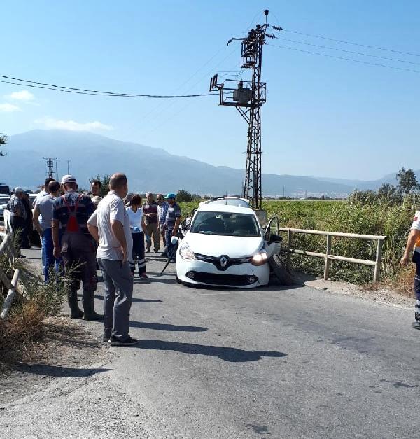 Tarım Bakanı Bekir Pakdemirli'nin Annesi ve Dayısı, Faci Kazada Ölümden Döndü