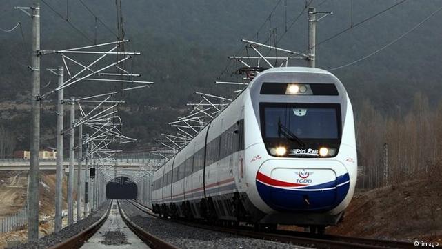 Türkiye demiryolları için Almanya'dan destek istiyor iddiası
