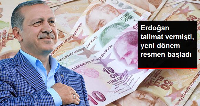 Erdoğan talimat vermişti, yeni dönem resmen başladı