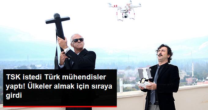 TSK istedi Türk mühendisler yaptı! Ülkeler almak için sıraya girdi