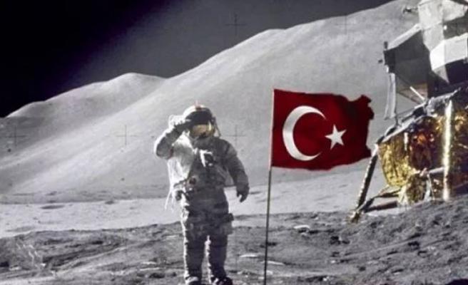 20 yıllık  rüya gerçek oldu! Türkiye uzaya adım atacak