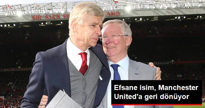 Efsane isim, Manchester United'a geri dönüyor